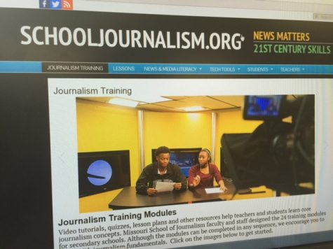 SchoolJournalism.org site a helpful tool