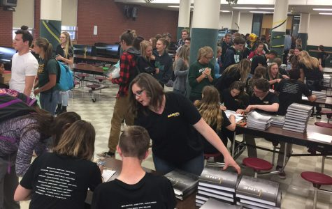 Yearbooks distributed, sold throughout the state