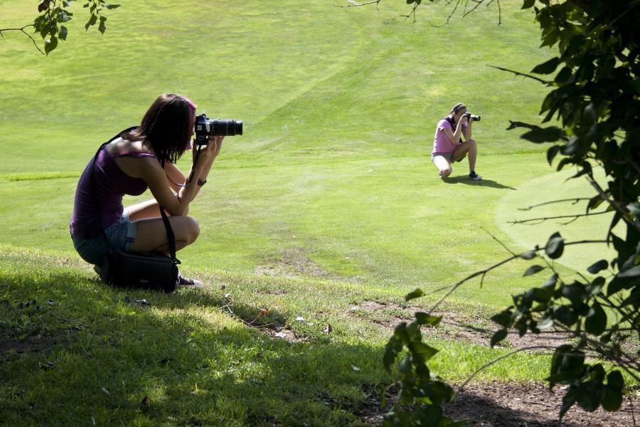 GFHS photographers_golf
