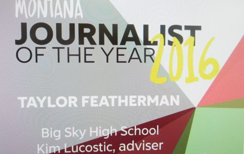 Montana Journalist of the Year named