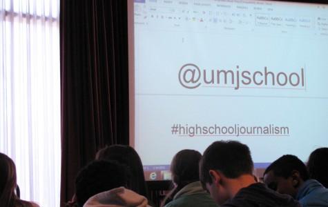 UmMHigh School Journalism Day 2015