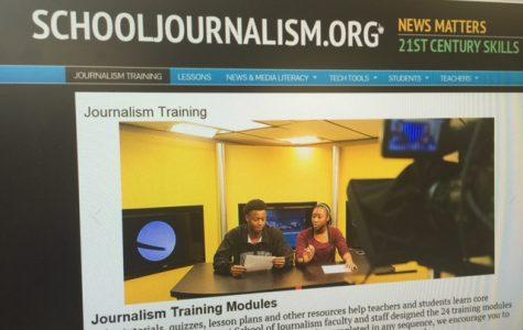 SchoolJournalism.org site a helpful tool