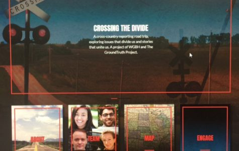 Crossing the Divide: An amazing journalism project