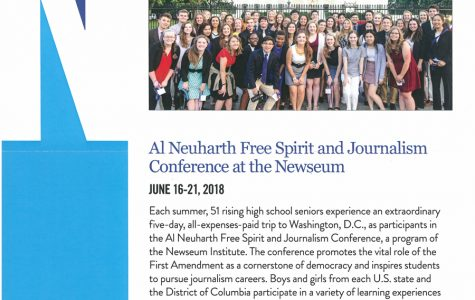 Al Neuharth conference seeking applicants