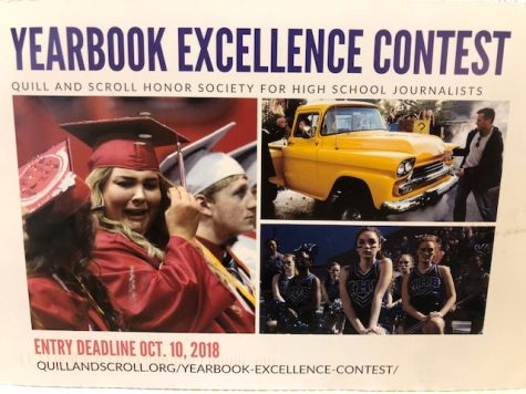 Yearbook staffs statewide deliver spring 2019 books
