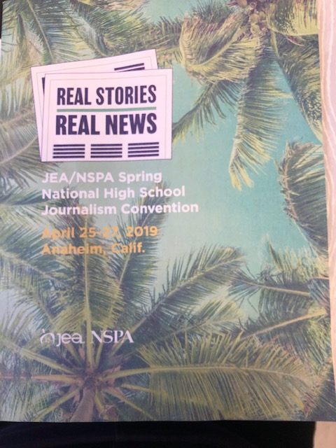 Spring Convention -- Real Stories REAL NEWS