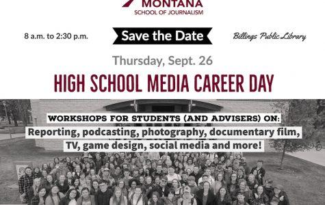 UM Journalism School to offer Media Career Day Sept. 26