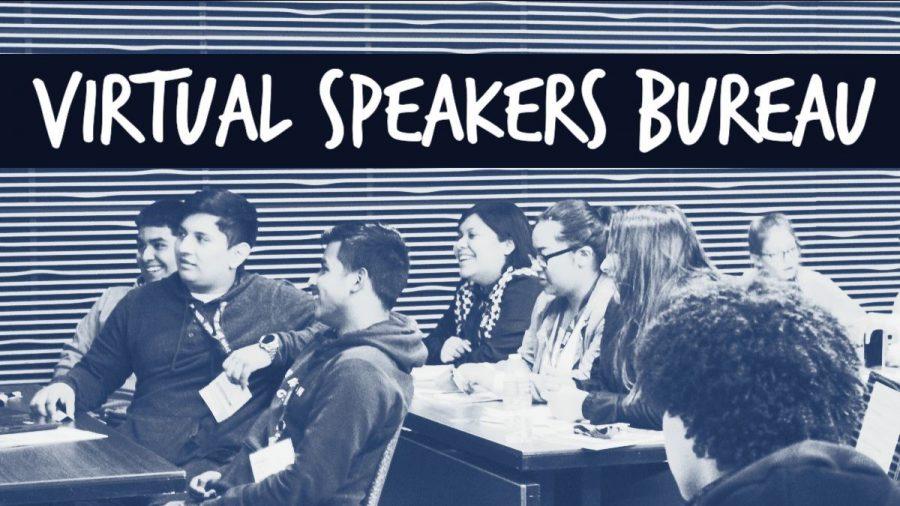 SPLC offers Virtual Speakers Bureau
