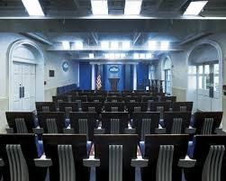 The White House Press Briefing Room